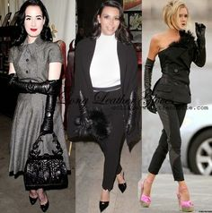 TrendBite: Long Gloves | An Allure Of Yesteryear | How To Wear