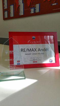 Skokan roku 2013! Děkujeme RE/MAX!