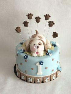 Dětské dorty - Úžasné dorty - Markéta Sukupová Fondant, Birthdays, Cakes, Anniversaries, Cake Makers, Kuchen, Birthday, Cake, Pastries