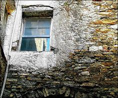 Italian Windows #3, Bussana Vecchia by h_roach - Moving and will be busy for a while, via Flickr
