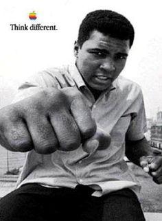 Think Different _ Muhammad Ali
