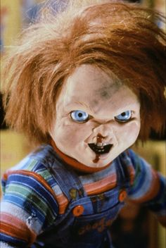 """Child's Play 2"" (1990)   Imma be Chuck."