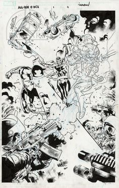 Stuart Immonen, Wade VonGrawbadger All-New X-Men #1 Pg. 11