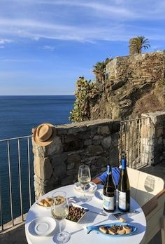 Wine, Food and Travel Guide to Italy's Cinque Terre