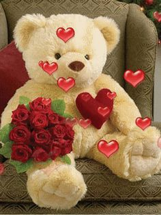 Here we share the latest collection of Teddy Day 2018 WhatsApp Status DP and greetings. Share these cute Teddy Day wishes with your friends, relatives and loved one. Happy Teddy Bear Day, Teddy Day, My Teddy Bear, Cute Teddy Bears, Giant Teddy, Big Teddy, Bear Valentines, Happy Valentines Day, Big Hugs For You