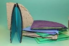 circle books - includes a link on how to make them - very easy!