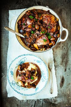 "foodierecipes2016: ""foodsforus: ""  Coq Au Vin "" Submit your recipes to Tasty Gallery!"""