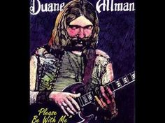 """Duane Allman with Cowboy- """"Please Be With Me"""" (1971) - YouTube"""