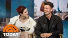 Patrick Schwarzenegger And Bella Thorne Talk On-Screen Chemistry In 'Mid...
