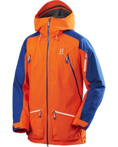 Haglofs Chute Ii Jacket Men At Outdoorxl Order Your Products With Free Delivery On Orders Over 100 Same Day Shipping Across The Uk