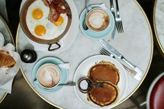 Paris mornings at Hotel Amour http://hanna.elle.se/hotel-amour/