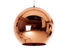 Tom Dixon Copper Shade Light