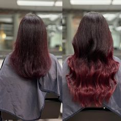 Red Hair Extensions, Red Tape, Cut And Color, Budget, Long Hair Styles, Beauty, Long Hairstyle, Long Haircuts, Budgeting