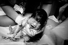 Fotos increíbles de nacimientos reales #maternidad #bebés