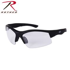 Smith & Wesson MP104 Performance Eyewear Clear Lens