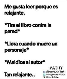 Read ♡Típico De Lector/a♡ from the story Memes de libros :D by AllyDameEstaNoche (🍎𝓐𝓵𝓵𝔂𝓼𝓸𝓷 𝓖𝓻𝓲𝓶𝓱𝓲𝓵𝓭𝓮) with reads. Book Memes, Book Quotes, Book Nerd Problems, Funny Memes, Jokes, Book Fandoms, I Love Books, True Stories, Book Lovers