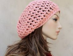 Slouchy Hat Womens Slouchy Beanie Handmade ♥ by endlesscreation, $24.00
