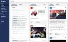 So schreibt man einen Artikel mit Signal, dem neuen Tool für Journalisten von Facebook