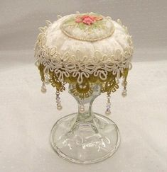 Beautiful pin cushion: