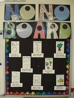 Art Teacher pet peeves- great idea- no stick people here- love idea- genius!