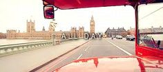 London on the road