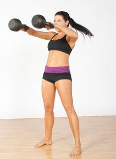Kettlebells aren't only for elite athletes. As these articles show, they benefit all fitness enthusiasts, from mature athletes, to pregnant women, to experienced Olympic weightlifters!
