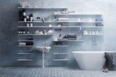 12 Well-Thought-Out Modular Shelving Systems