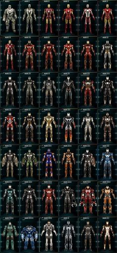 Ms Marvel, Hero Marvel, Marvel Films, Marvel Avengers, Groot Avengers, Iron Man Avengers, Iron Man Spiderman, Iron Men, All Iron Man Suits