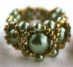 bague boticelli  Here you can find a lot of rings' tutorials