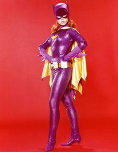 TV's Original Batgirl Yvonne Craig Dies at 78 from InStyle.com