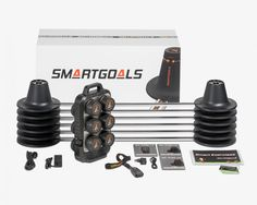 SmartGoals – Interactive training tool for football, floor ball, hockey, fitness, events and schools.