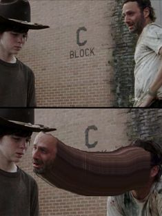 """""""The Walking Dead"""" Season 3 Recapped In Memes """"The Walking Dead"""" Season 3 Recapped In Related posts:The Walking Dead Season 3 Premiere Episode Photos Show The Characters And The PrisonEven the most evil guy. Walking Dead Jokes, The Walking Dead 3, Walking Dead Season, Z Nation, Twd Memes, Dead Zombie, Zombie Head, Look Man, Carl Grimes"""