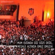 #Mum ışığında #göz göze değil, #meşale altında omuz omuza. #Bugün #Beşiktaş'ın maçı var, uleyn #dediadam... - #şiirsokakta #kitap #oku #şiirheryerde #yazar #şiirsokakta_ #şiir #kitaplar #takip #yalnızlık #aşk #omuzomuza #çarşı #sinema #twitter #ForzaBeşiktaş #sev #followme #film #roman #hayat #edebiyat #fotoğraf www.dediadam.com