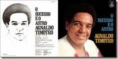 Mundo de Som - capas de Vinil em alta Resolução: Agnaldo Timóteo - O Sucesso é o Astro