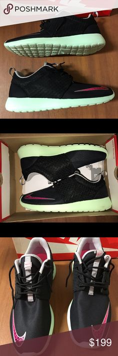 """f9bf74f8fdaf38 Nike Roshe FB """"Yeezy"""" - RARE Size 9.5. Very rare from 2013."""