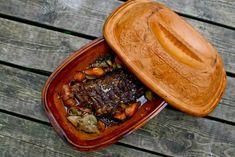 Lchf, Keto, Danish Food, Pot Roast, Wine Recipes, Hummus, Crockpot, Slow Cooker, Good Food