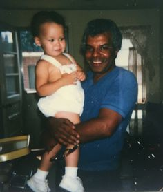 Ex-stripper, Amber Rose, shared this cute photo she took with her granddad as a…
