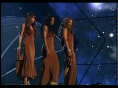 "Destiny`s Child - Cater 2 U (Live) HQ: Initially the idea of ""catering"" to someone immediately brings out the feminist warrior in me, but I loved the hell out of this performance. I STILL laugh at every guy's reaction. I watch this 3 times so I can look at their individual reactions. Terrence Howard's reaction to Beyonce is still the funniest. Nelly tried so hard to play it cool, but we already had juice on him from #Dilemma and #Gone. Those two (Nelly and Kelly) are all kinds of cute…"