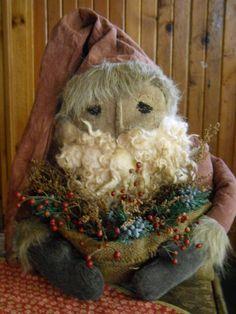Primitive Santa ~