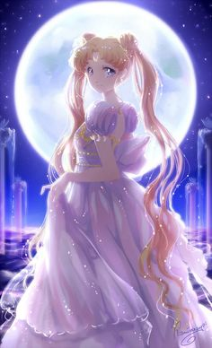 Image shared by D-Linku Animes. Find images and videos about sailor moon, usagi tsukino and princess serenity on We Heart It - the app to get lost in what you love. Sailor Moon Crystal, Cristal Sailor Moon, Sailor Moon Fan Art, Sailor Chibi Moon, Wallpapers Sailor Moon, Sailor Moon Wallpaper, Neo Queen Serenity, Princess Serenity, Sailor Moon Happy Birthday