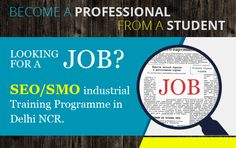 Become a professional from a student, and who are searching #SEO/SMO industrial training programme in Delhi NCR and Noida. Then joined #kcoresysEdu.in,  For more details miss call: +91-8527481614