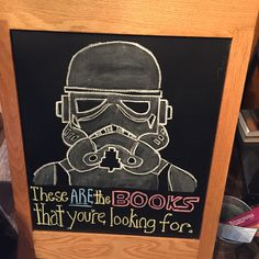 15 hysterical library displays every book lover will appreciate. Library Humor, Library Themes, Library Posters, Library Ideas, School Library Displays, Middle School Libraries, Elementary Library, Star Wars Classroom, Classroom Themes