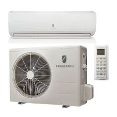 Friedrich 18,000 BTU Single Zone Cool Only Mini-Split