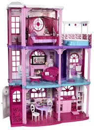 Barbie would leave the mansion if there was a Barbie PINK store!
