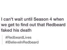#RedbeardLives :D