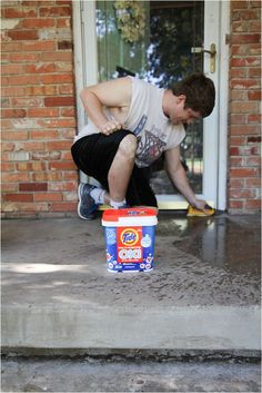 how to paint concrete_0011