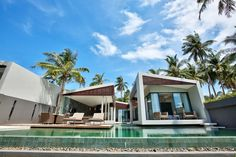 Cutting Edge Holiday Experience: Mandalay Beach Villas in Ko Samui, Thailand