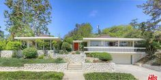 A Mid-Century Modern house as fine as this does not come on the market every day—especially in Los Feliz—and this one has been absent 30 years, but today the 1964 Stone Residence is up for sale,...