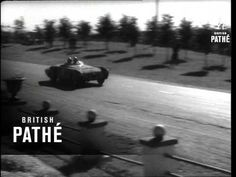 USSR Automobile Race (1958) - Probably Big Minsk-Ring in Belarus.