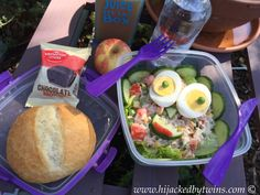 Hijacked By Twins: Back to School Lunch Box Meal with #PowerofFrozen